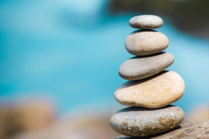 Creating Balance in Our Lives by Changing the Way We Think