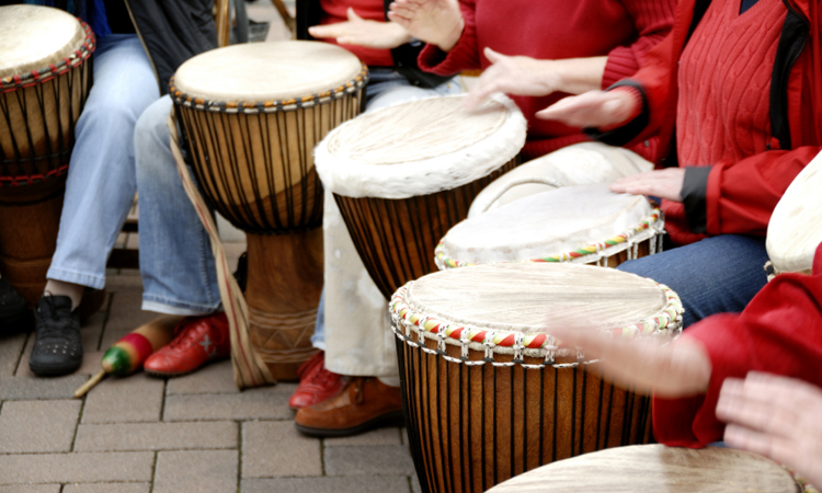 Drumming Improves Quality of Life in Many Ways