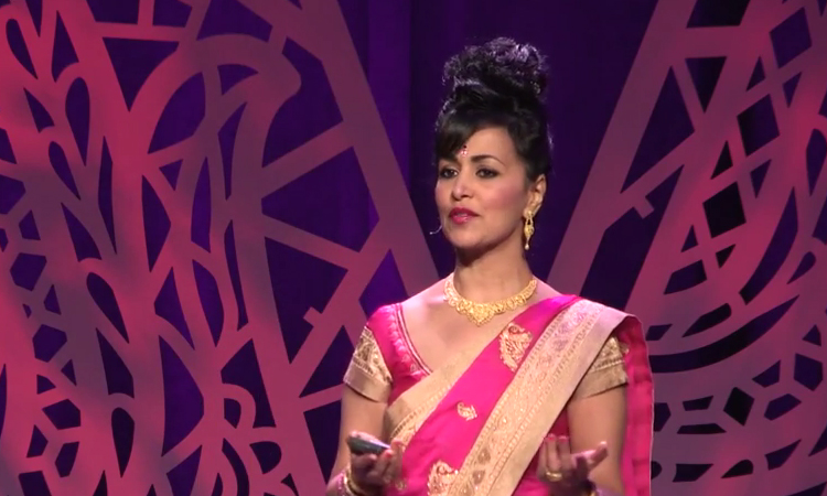 Be the Hope – Inspirational TED Talk from Gayathri Ramprasad
