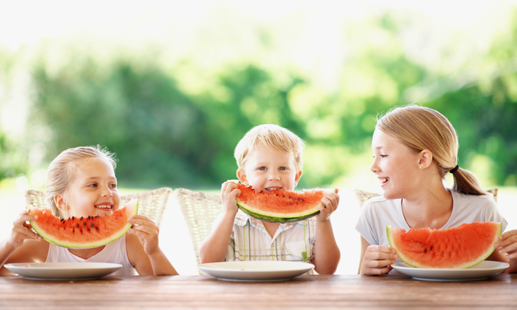 Food for Thought: Eat Mindfully