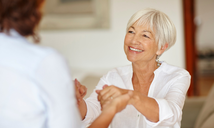 Five Steps to Managing the Stress, Losses and Challenges of Caregiving
