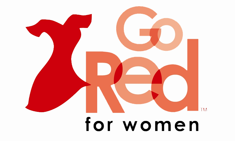 go red for woman logo