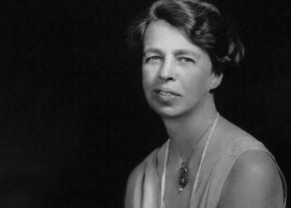 16 Inspirational Quotes In Honor of Eleanor Roosevelt's Birthday